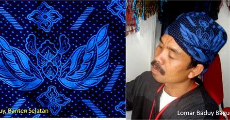 kain batik motif sayap banten infoshare lomar baduy dan stempel batik