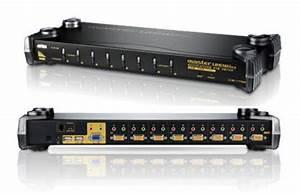 Hp Audio Switch : kvm choice uk cs1758 aten 8 port combo ps 2 usb kvm ~ Kayakingforconservation.com Haus und Dekorationen