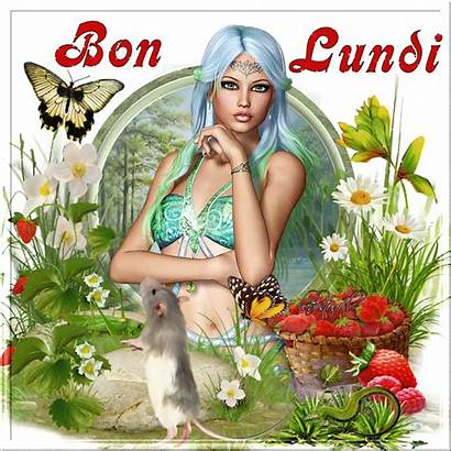 Lundi Centerblog Bon Bonne Mon Semaine Bonjour