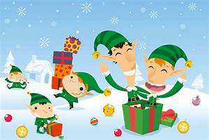 How are the Christmas Elves working?