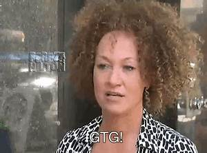 Reacts Rachel Dolezal GIF - Find & Share on GIPHY