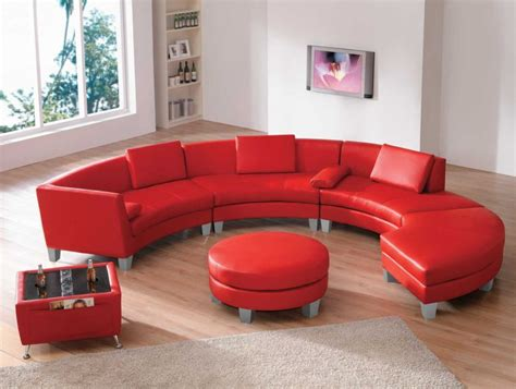 canapé en rond canapé rond design en quelques idées tendance