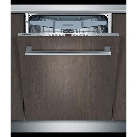 cuisiner au lave vaisselle siemens sn65n085eu lave vaisselle tout intégrable 14