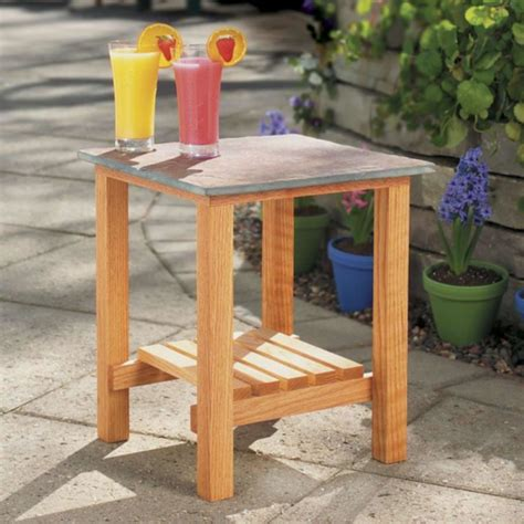 Backyard Table by Styles Tile Patio Table Ideas Walsall Home And Garden