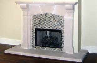 Stone Fireplace Hearth Tiles