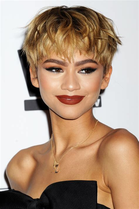 hair style for hair zendaya hairstyles fade haircut 4674