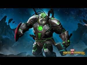 Crystal Thanos Marvel Contest of Champions