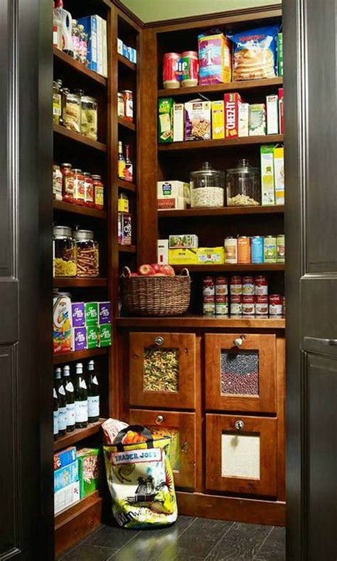 Amazing Pantry Designs by 20 Amazing Kitchen Pantry Ideas Decoholic
