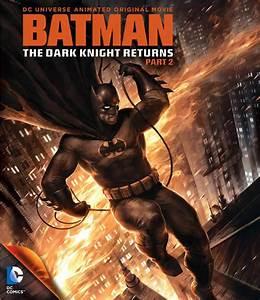 Batman: The Dark Knight Returns, Part 2 DVD Release Date ...