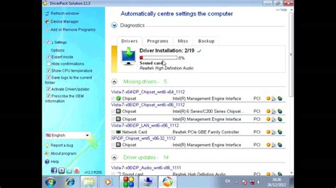 how to install windows drivers automatic windows 7 8 vista xp