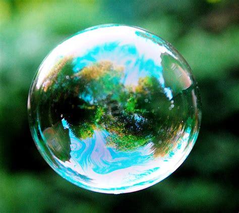 cuisine bulle eau de bulles