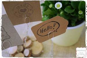 Tischkartenhalter Selber Machen : diy fotohalter handmade kultur ~ Eleganceandgraceweddings.com Haus und Dekorationen