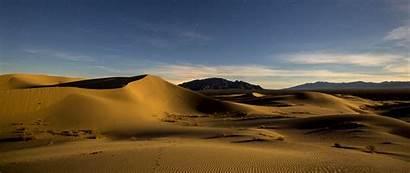 Desert Dunes Sands Sky Starry 1080p Background