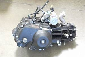 Chinese Aftermarket Qiye 110cc Engine Motor Fully Auto Atv Dirt Bike En15s