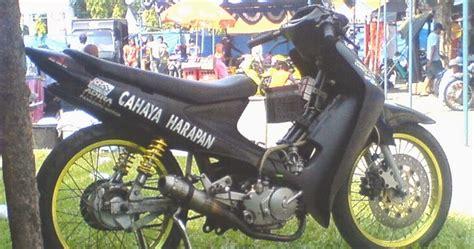 Foto Modifikasi Motor Smash by Modifikasi Smash 110 Cc Thecitycyclist