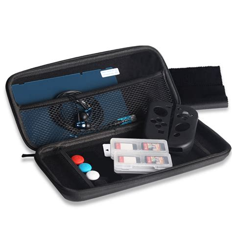 console accessories 13 in 1 accessories set with carrying for nintendo