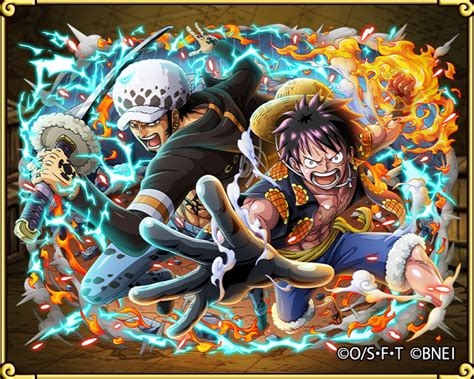 luffy law miracle making generation  piece