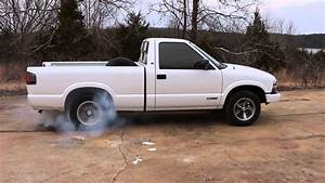 2001 Chevy S10 2 2l Manual Burnout
