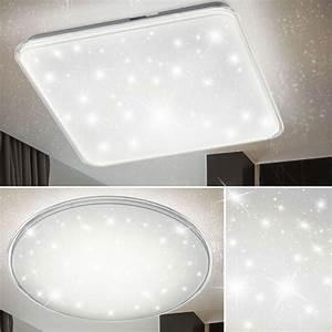 Led Panel Himmel : led deckenlampen schlafzimmer sternenhimmel beleuchtungen 2200 lumen ip20 dimmer ebay ~ Orissabook.com Haus und Dekorationen