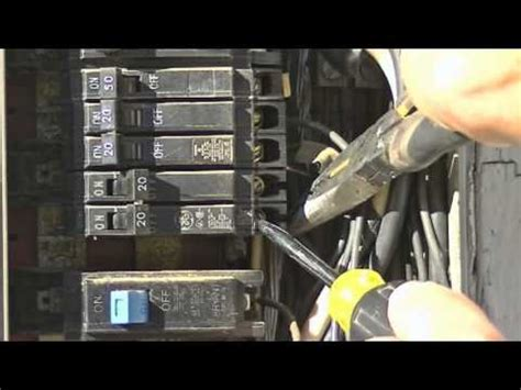 How Replace Circuit Breaker Everything Home