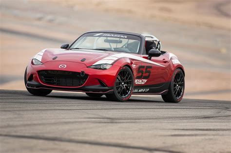 2018 Mazda Miata To Race In Global Mx 5 Cup