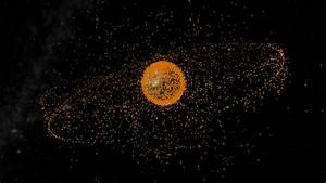 Space in Images - 2012 - 11 - Space debris