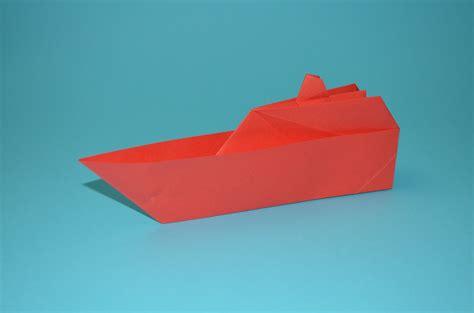 Como Hacer Un Barco A Vapor Pasos by Como Hacer Un Barco De Papel Origami Youtube