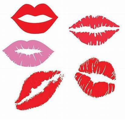 Lips Kiss Clipart Svg Clip Digital Pack