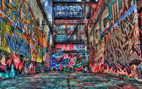 graffiti  apartment building hd wallpaper