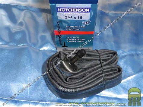 chambre air 18 pouces chambre air hutchinson 2 1 4 18 pouces valve droite