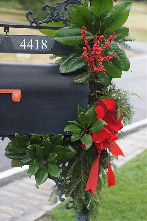 top  rustic christmas mailbox designs easy backyard