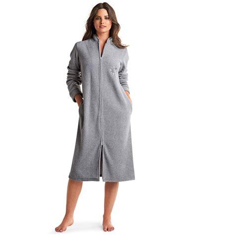 robe de chambre hiver robe de chambre polaire femme de qualite les robes sont