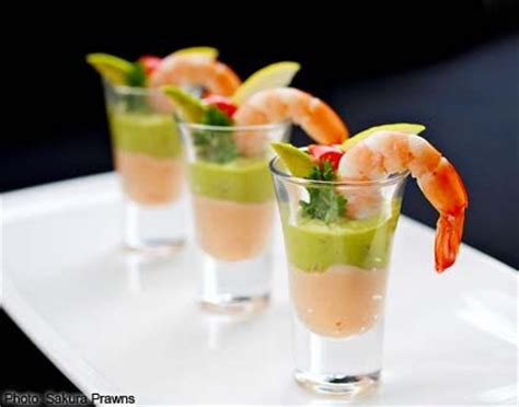 prawn cocktail canapes the s catalog of ideas