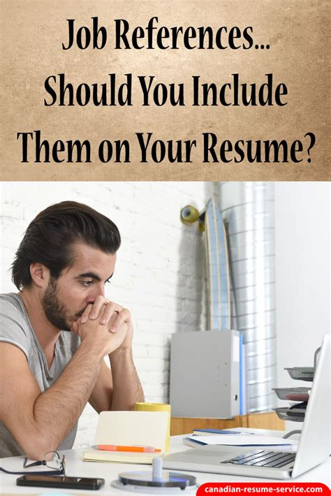 Should You Include Professional References On Your Resume by References Should You Include Them On Your Resume