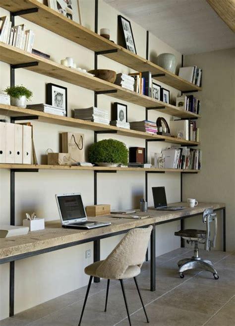 bureau etagere design 17 meilleures idées à propos de étagères sur