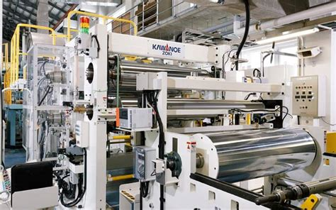 nonwoven manufacturing equipment tissue machine