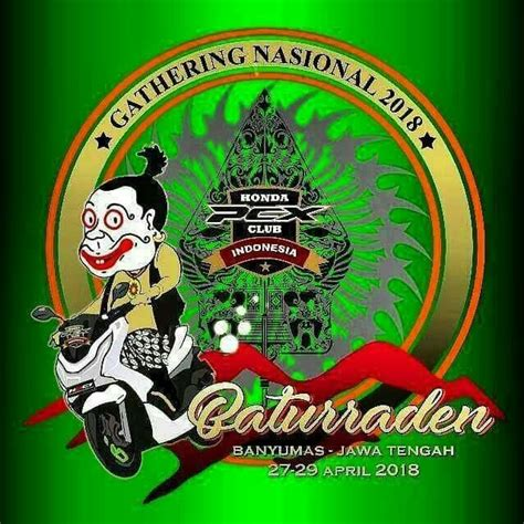 Pcx 2018 Club by Gathering Nasional Honda Pcx Club Indonesia 2018 Rame Dan