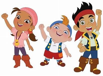 Crew Clipart Pirates Jake Characters Neverland Pirate