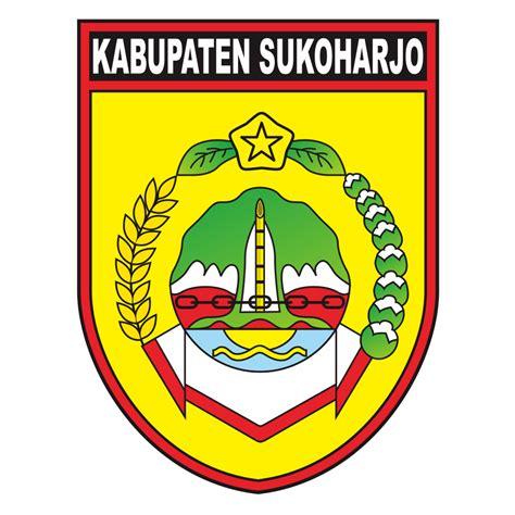 logo kabupaten sukoharjo vector coreldraw cdr vectorzy