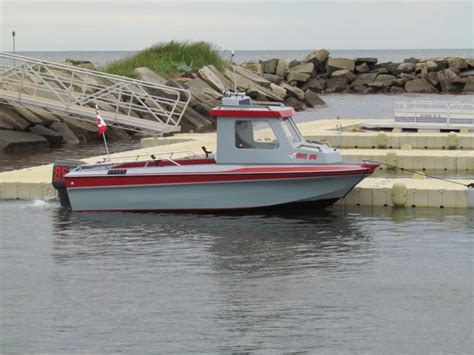 Fishing Boats For Sale Renfrew County by 18ft Fishing Boat Prince County Pei