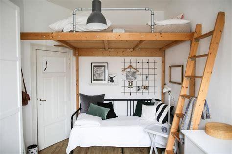 Zimmer Mit Hochbett by Wundersch 246 Nes Wg Zimmer Mit Eingebautem Hochbett In