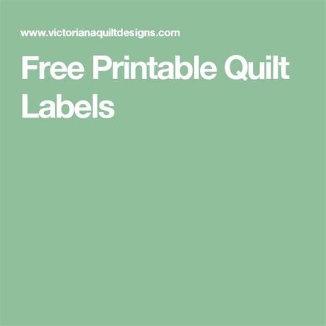 printable quilt labels quilt labels wine label