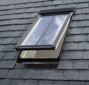 Velux gpl sd5p2 conservation top hung roof window for for Cupola windows