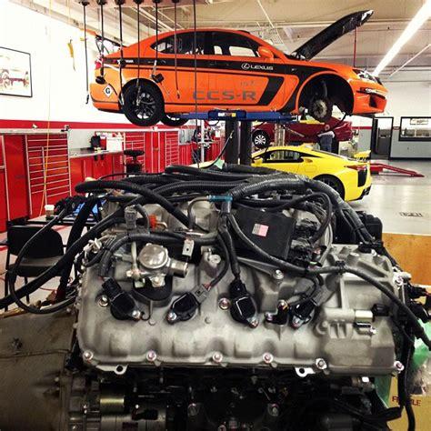 Lexus Isf Engine by Lexus Is F Ccs R Used As Secret Development Car For Rc F