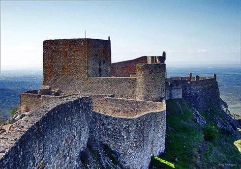 marvao view  black marvao portugal ciudad medieval