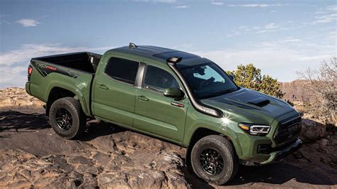 toyota tacoma trd pro sees  price hike   model