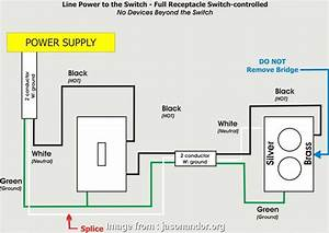 How To Wire  Light Switch Practical Light Switch Outlet