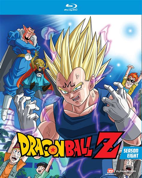 Maybe you would like to learn more about one of these? Dragon Ball Z Season 8 Blu-Ray Review   Otaku Dome   The ...