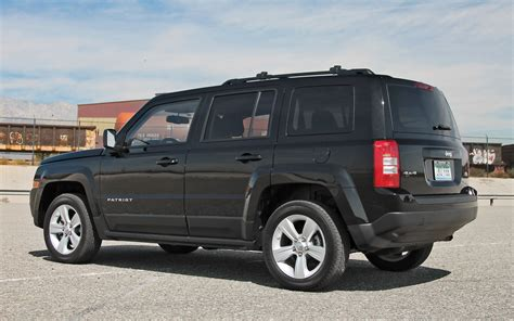 patriot jeep 2013 2013 jeep patriot latitude 4x4 first test truck trend
