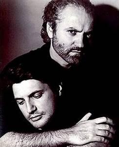 Antonio D'Amico e Gianni Versace http://www.gaywave.it ...
